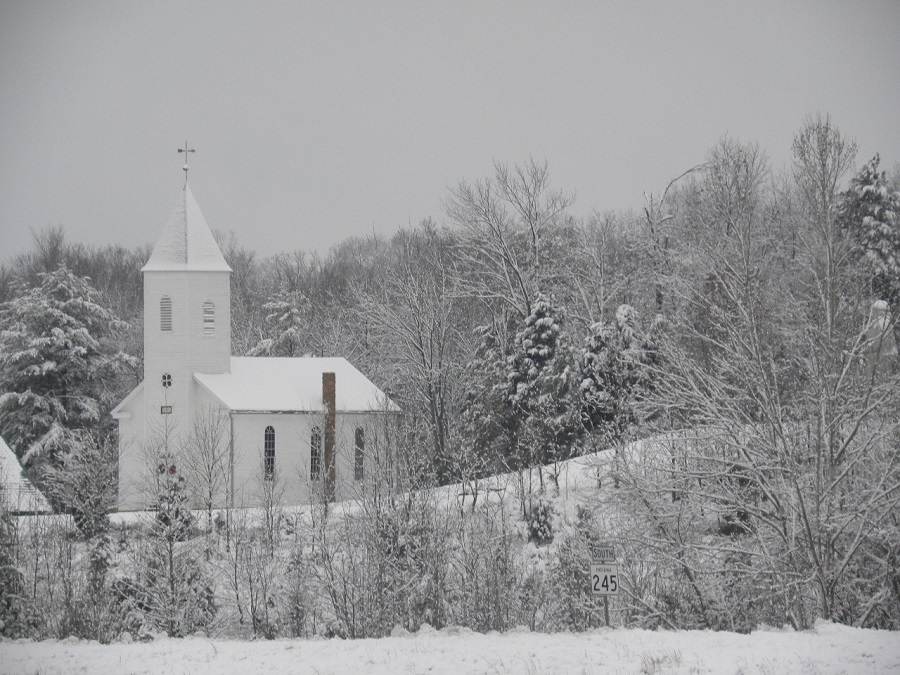 A Merry Little Christmas At The Santa Claus Museum Village