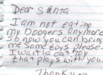 Print at home letters from santa santa claus museum no more boogers spiritdancerdesigns Image collections
