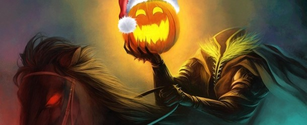 Beware! The Headless Horseman and Other Spooky Happenings