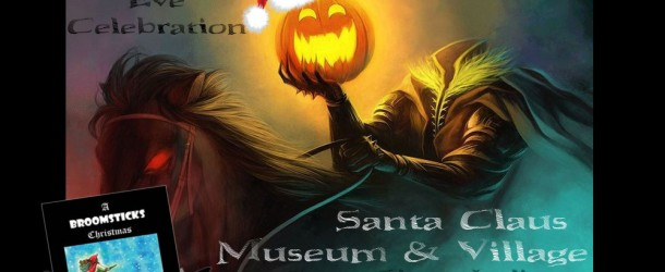 All Hallows' Eve Book Signing